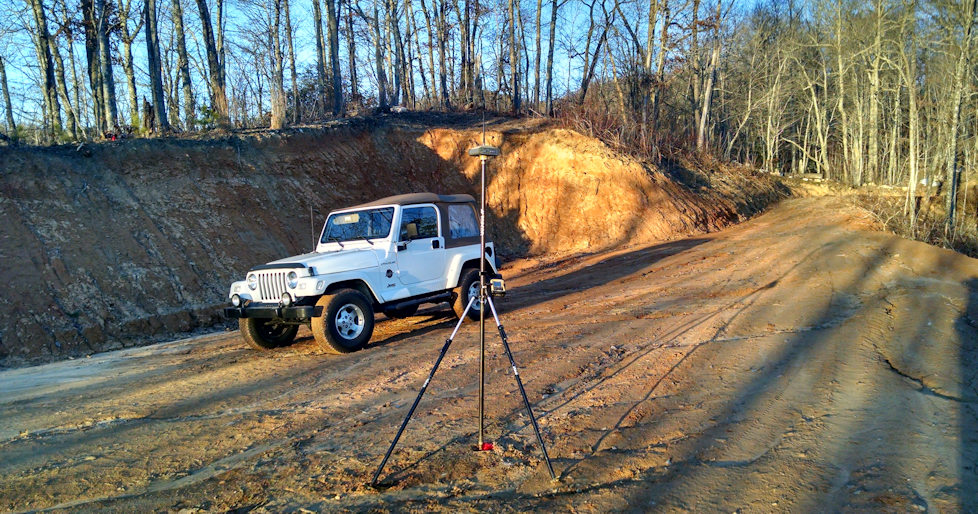 Contact Smoky Mountain Land Surveying