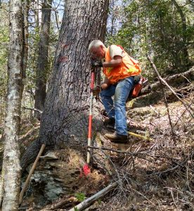 Land Surveying in Western North Carolina